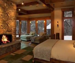 bedroom, mood, and christmas image
