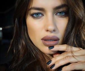 model, irina shayk, and beauty image
