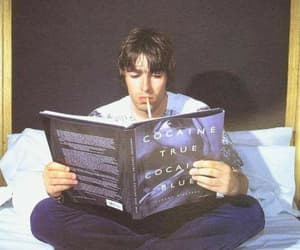 liam gallagher, oasis, and reading image