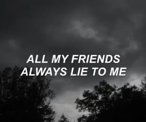 lies, quote, and song image