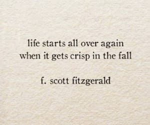 encouragement, fall, and quotes image