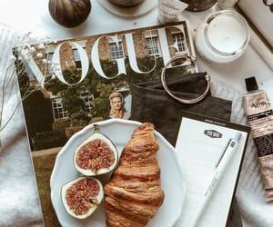 aesthetics, beige, and breakfast image