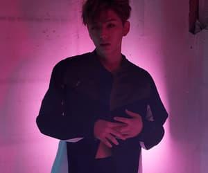 korea, kpop, and purple image