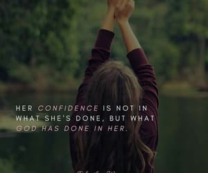 believe, confidence, and empowerment image
