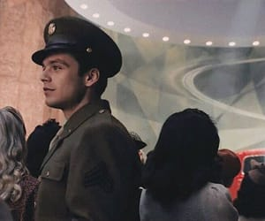 captain america, the first avenger, and bucky barnes image
