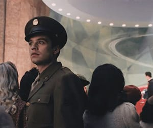 captain american, the first avenger, and bucky barnes image
