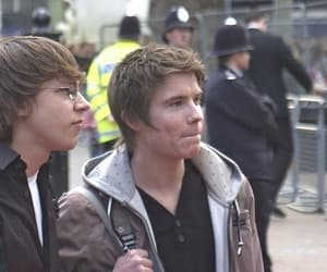 skins, chris miles, and boy image