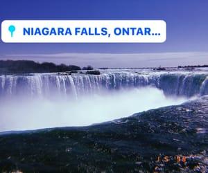 canada, niagara falls, and ontario image