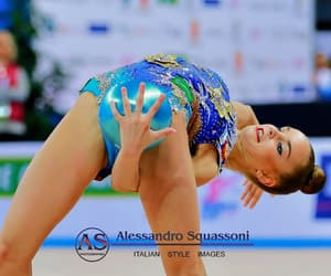 ball, rhythmic gymnastics, and arina averina image