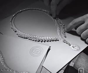 diamonds, harry winston, and handcraft image