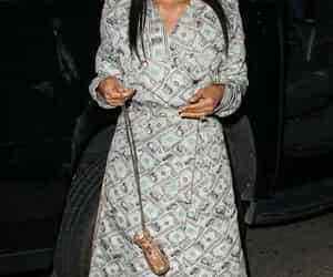 dress, money, and star image