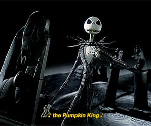 gif, Halloween, and nightmare before christmas image