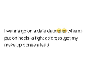 couple, date, and dress up image