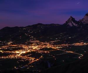 Alps, dark, and european image