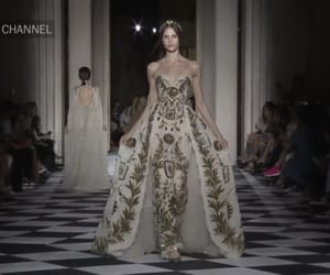collection, elegant, and runway image