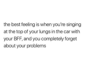 bff, singing, and problems image
