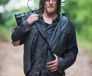 icons, twd, and norman reedus image