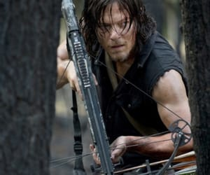 icons, the walking dead, and norman reedus image
