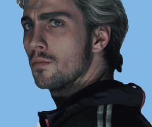 icons, aaron taylor johnson, and quicksilver image