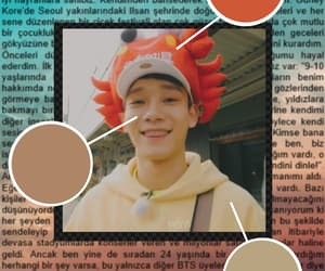 Chen, kpopedit, and jongdae image