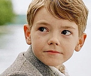 thomas brodie-sangster, entrusted, and thomas von gall image