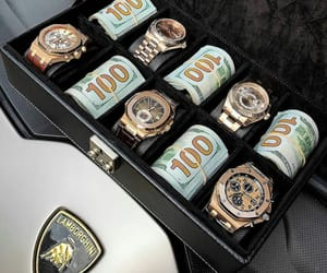 luxury, luxurious, and money image