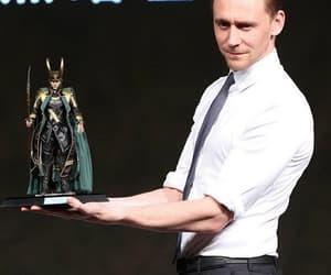 loki, Avengers, and tom hiddleston image