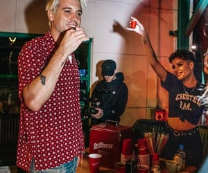 halsey and g-eazy image
