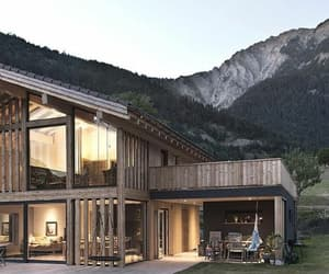 architecture, Dream, and home image