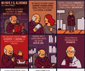 alzheimer, frases español, and memoria image