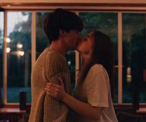 james, Alyssa, and kiss image