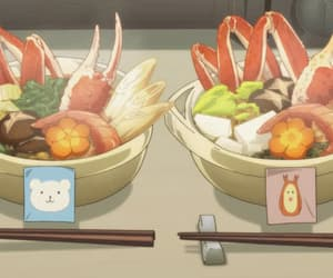 anime, anime food, and cute image