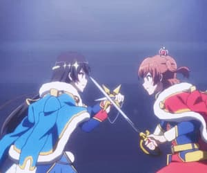 anime, anime girl, and revue starlight image