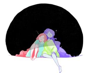 Bonnie, couple, and princess bubblegum image