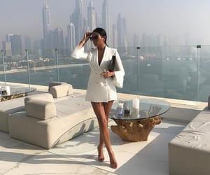 beauty, Dubai, and outfit image