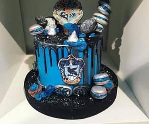 cake, harry potter, and ravenclaw image