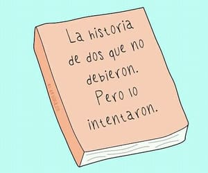 chicas, dos, and frases image
