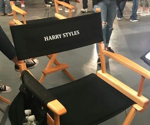 chair, happy together, and Harry Styles image