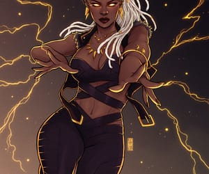 Marvel, storm, and tbd image