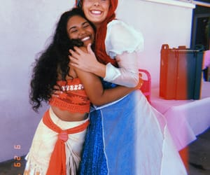 ariel, princess ariel, and moana image