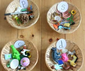 alphabet, kids, and educational image