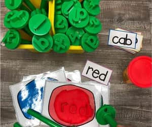 alphabet, kids, and play image