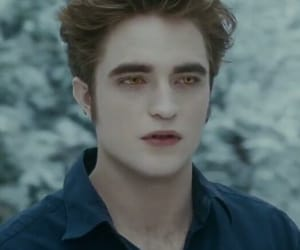 robert pattison, edward collen, and twilight image