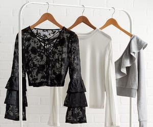 blouses, fashion, and white image