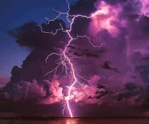 nature, beautiful, and purple image