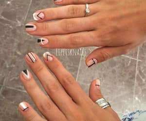 beuty, nails, and nailart image