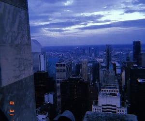 Central Park, new york, and rockefeller center image