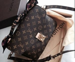 Louis Vuitton, bag, and style image