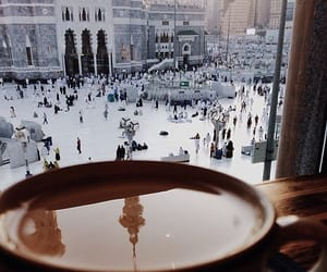 coffee, city, and people image