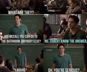 teen wolf, scott mccall, and funny image
